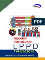 Manual Tata Cara Penyusunan Lppd 2015