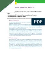 Bac_Sujets d'Histoire, Term L, ES