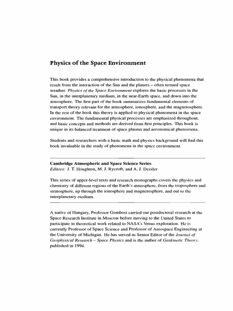 [Tamas I. Gombosi] Physics of the Space Environmen(BookSee.org) |  Magnetohydrodynamics | Maxwell's Equations