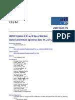 Programmers API V2.04 Published 20020719