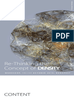 CONTENT Rethinking the Concept of Density-Web