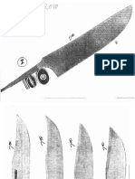 Knife Brochure From Trenters
