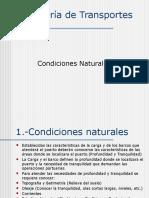 Condiciones Naturales-PUERTOS