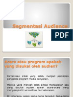 Segmentasi Audience