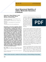 Probing the alpha-Helical Structural Stability of Stapled p53 Peptides.pdf