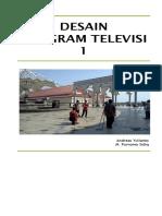 Desain Program TV 1
