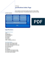 Web Services Specifications