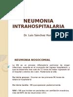 T3 Neumonías Intrahospitalarias (NIH)