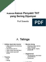 Kasus-kasus Penyakit THT yang Sering Dijumpai.ppt