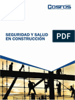 Seguridad y Salud en La Construccion - Ley - Reglamento 29783 - G050 - Norma OSHA