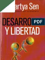 Amartya Sen Desarrollo y libertad.pdf