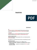 Taxation Part 1.Unlocked