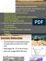 Geophycal Methods