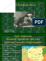 Eastern European Jewry With Links
