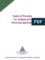 Scaffolding Code of Practice
