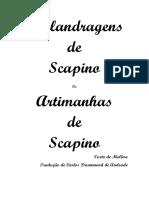Malandragens de Scapino