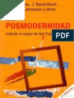 LA POSMODERNIDAD.pdf