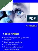 Paradigmas-exposición