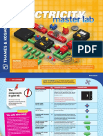 electricity master lab manual sample