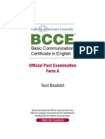 Bcce Test Hau