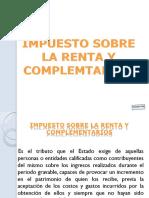 Renta Naturales Ag 2014