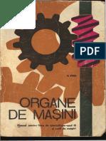 Manual Organe_Masini_XI - 1973 - Cu OCR&Split