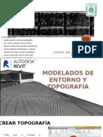 Modelado de Entorno y Topografia