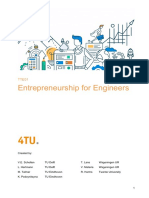 Entrepreneurship for Engineers Syllabus FinalV4