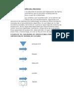 Selección y Diseño Del Proceso