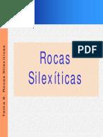 Tema 6. Rocas Silexíticas