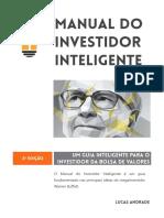 eBook O Manual Do Investidor Inteligente