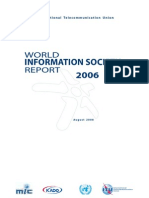 World Information Society Report 2006