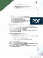Avaliação Economica de Projetos - AP1