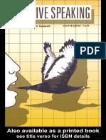 OK eBook Turk 2003 Effective Speaking