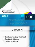 107 Distribuciones de Probabilidad