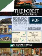 Chesmar Homes @ Copper Ridge