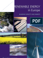 Renewable Energy in Europe - Executive Summary