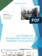 Los Sistemas de Informacion Conectan a Personas Con Paquetes