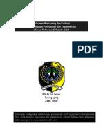 Dody Firmanda 2010 - RSUD Tulungagung Instrumen Monitoring dan Evaluasi dalam Penyusunan dan Implementasi Clinical Pathways