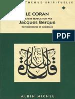Le Coran - Jacques Berque