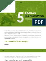 eBook Giba - 5 Regras Não Negociáveis...