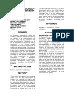 manejo de la balanza y determinacion de masa.doc