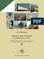 Organização e Gestão Da Manutenção Em Estabelecimentos de Ensino