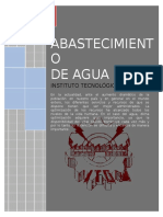Abastecimiento de Agua - Pedro Rodriguez Ruiz. 2001