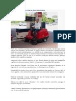 Material Maquina Robot Recolectores de Basura
