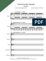 Pianistes-Partitur