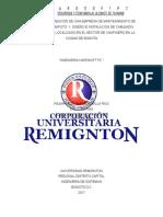 Plan Para La Creación de Una Empresa de Mantenimiento de Equipos de Computo y Diseño e Instalacion de Cableado Estructurado Localizado en El Sector de Chapinero en La Ciudad de Bogota