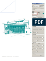 Sketch Render Samples-Archicad