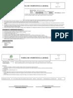 Norma Competencia Laboral Trabajo Seguro en Alturas 230101093