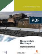 Changeworks - Renewable Heritage
